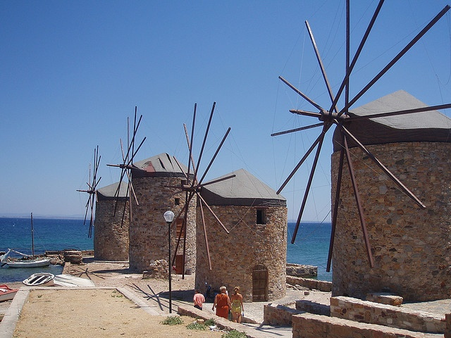 GREECE CHANNEL | Chios Greece
