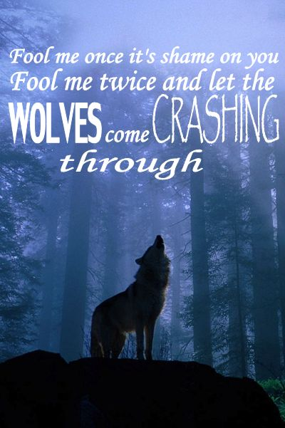 Dancing With a Wolf - All Time Low