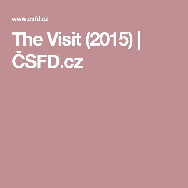 The Visit (2015)   ČSFD.cz