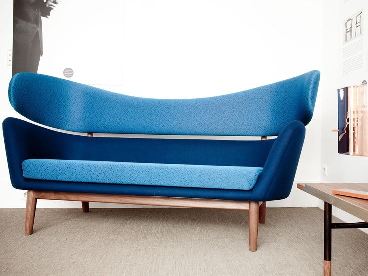 Baker Sofa by Finn Juhl.