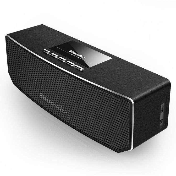 Bluedio CS-4 Bluetooth Wireless Stereo Speakers Enhanced Bass for PC,IOS,Android | eBay
