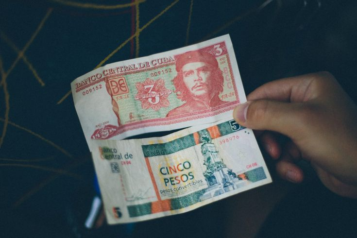 Travel tip: There are two different currencies in Cuba. Make sure to learn about them and the exchange rates!