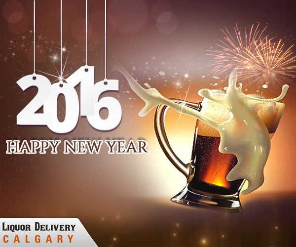 The entire team of Liquor Delivery Calgary is wishing you a very warm and joyful New Year 2016! May you have a journey ahead that brings in many memorable moments for you and your loved ones.   #happynewyear #newyear2016