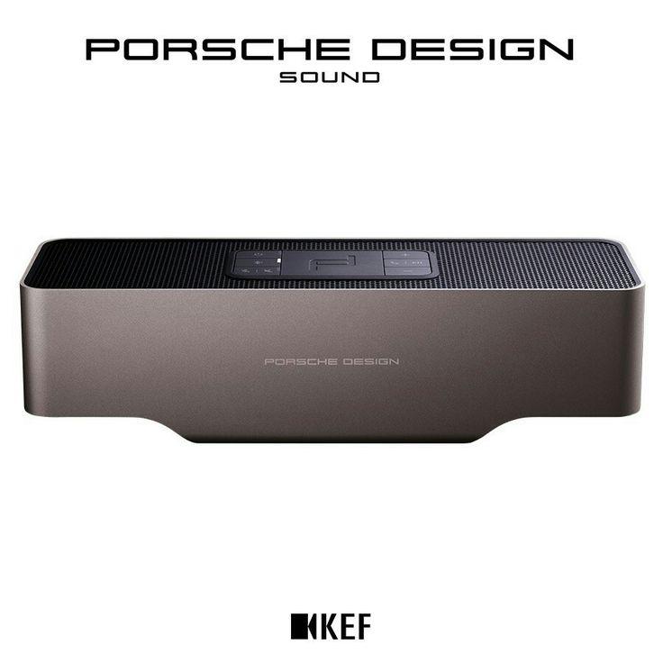 KEF GRAVITY ONE by PORSCHE DESIGN