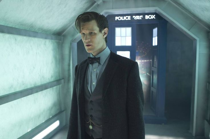 """""""Doctor Who: Why Matt Smith is the best Doctor ever"""" 