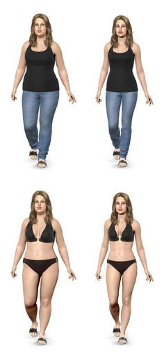 Good Ideas For You   Virtual Weight Loss Simulator