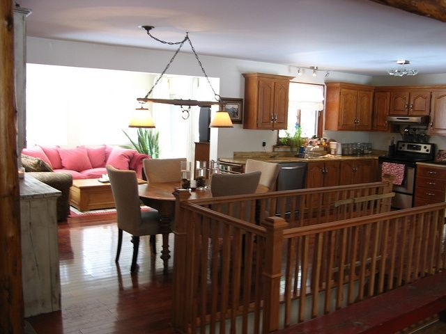 open stairwell to basement - Google Search