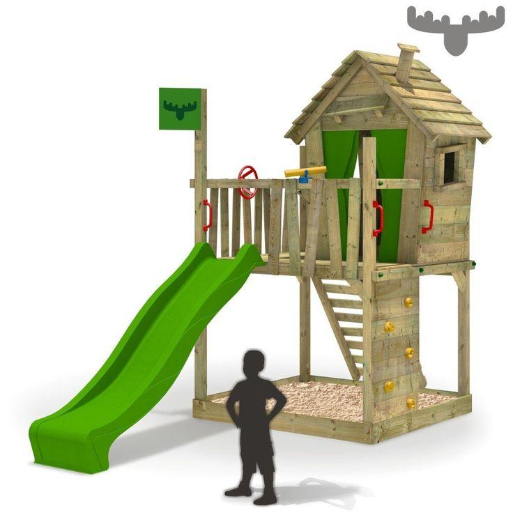 ber ideen zu kletterturm mit rutsche auf pinterest. Black Bedroom Furniture Sets. Home Design Ideas