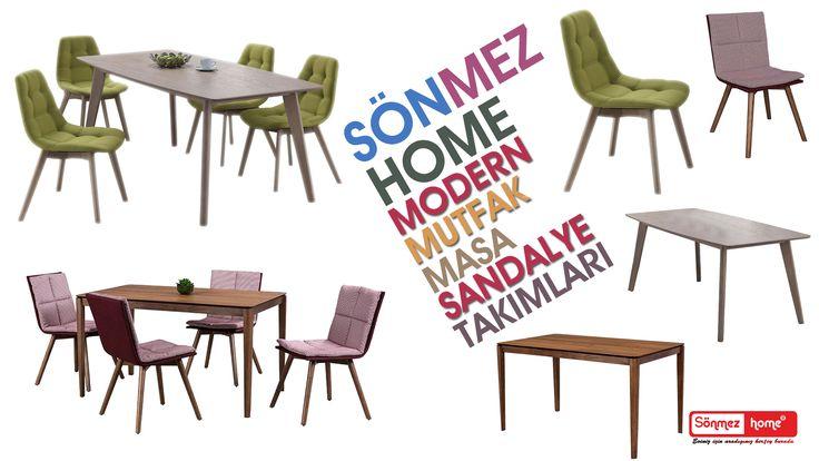 Güzel, farklı ve ilhamveren sandalye ev dekorasyon fikri ile karşınızdayız, Sandalye İle Ev Dekorasyonu Fikirlerimizi sizler için derledik. https://goo.gl/359PdJ:point_left:  #Sönmez #Home #Modern #Mobilya #Furniture #Masa #Sandalye