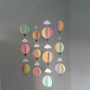 Thank you so much for creating this wonderful addition to my soon to arrive baby's nursery. I am so in love with it. The colours used and the way it moves are beautiful. Excellent super fast service. Assembly Instructions were fab. Many thanks #youngheartslove #loveyounghearts