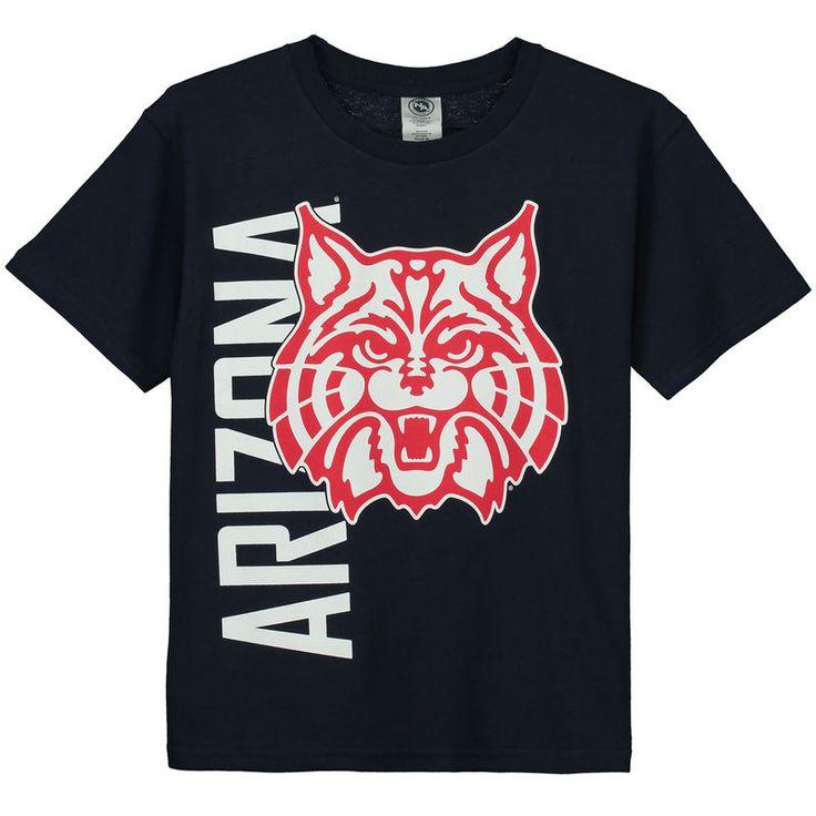 Arizona Wildcats New Agenda Youth Go Large T-Shirt - Navy