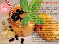 Munch smoothie