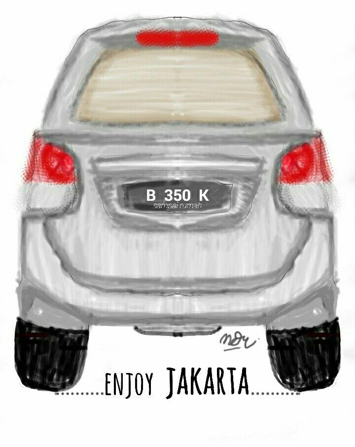 Enjoy (traffic) Jakarta