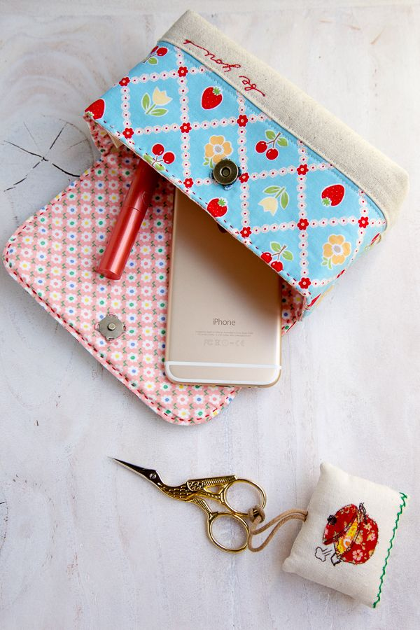 All in one handy pouch | Minki's Work Table