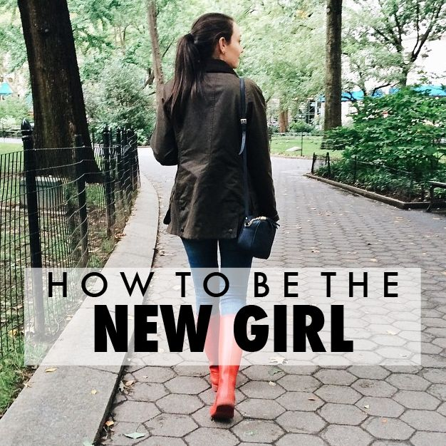 How to be the New Girl