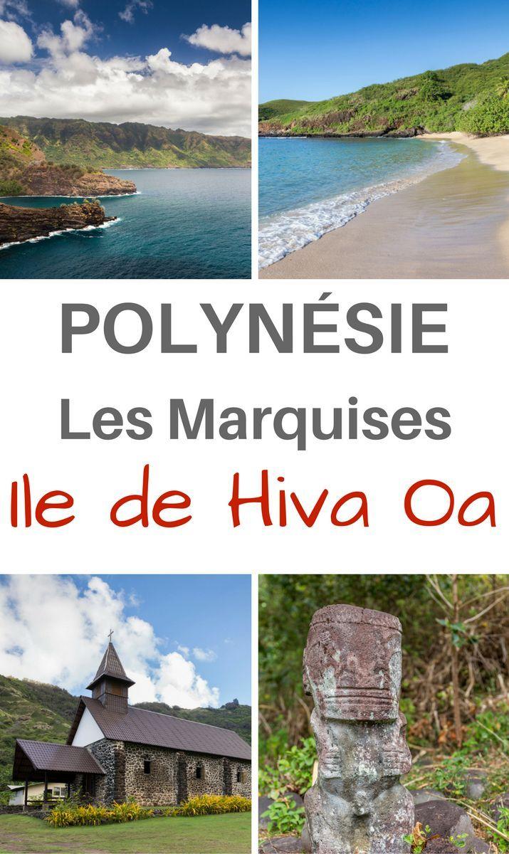 Vous partez en voyage en Polynésie française ? Venez découvrir les Marquises et l'île de Hiva Oa, connu notamment grace à Brel et Gauguin. Entre randonnée, plage et culture, une superbe île à connaitre. #marquises #îles #polynésie #polynesie #tahiti #hivaoa #brel #gauguin #pacifique #polynesiefrancaise