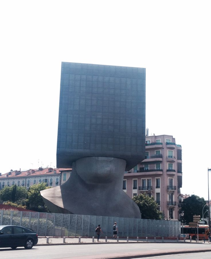 Nice/ art museum