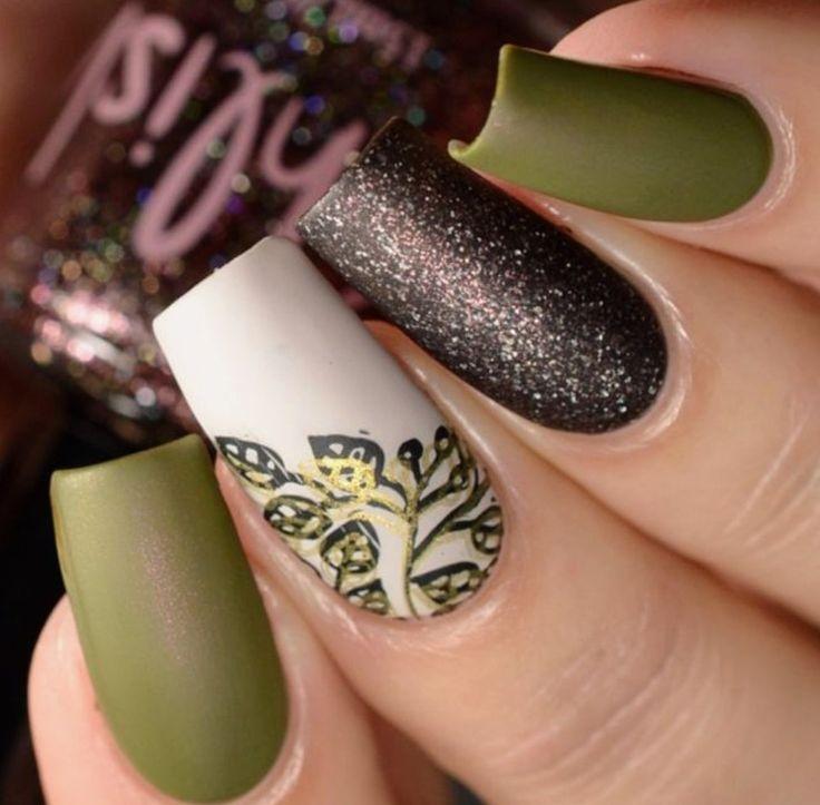 Mejores 38 imágenes de Arte en tus uñas!! en Pinterest | Arte de ...