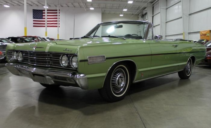 Hemmings Find of the Day – 1967 Mercury Monterey S-55