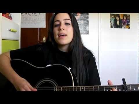 Extremoduro-La vereda de la puerta de atrás (Cover lenta by Sonia Obviously) - YouTube