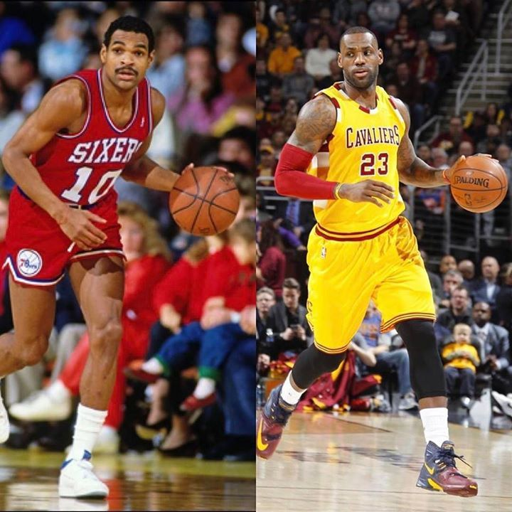 King James is just 23 assists away from passing Maurice Cheeks (7392) for 12th place on the NBAs all time assists list. #dhtk #repre23nt #donthatetheking http://ift.tt/2mRrEzt