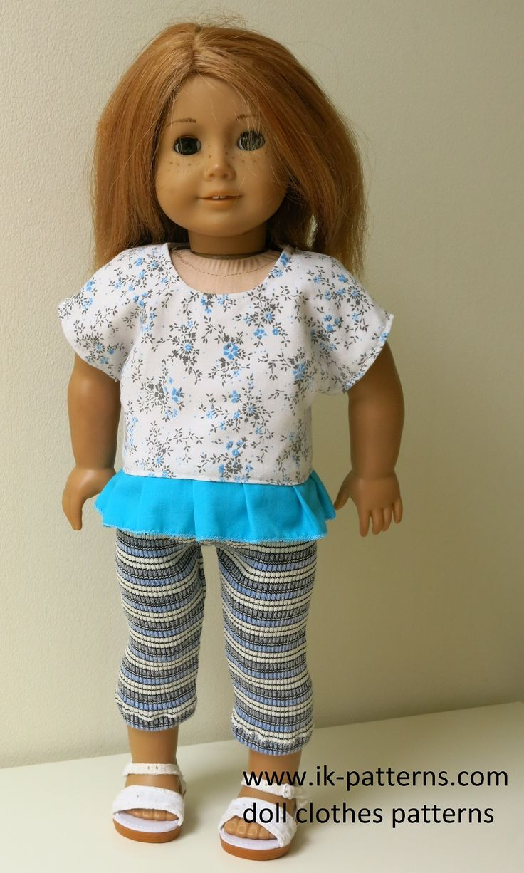 139 best American Girl Doll Clothes images on Pinterest