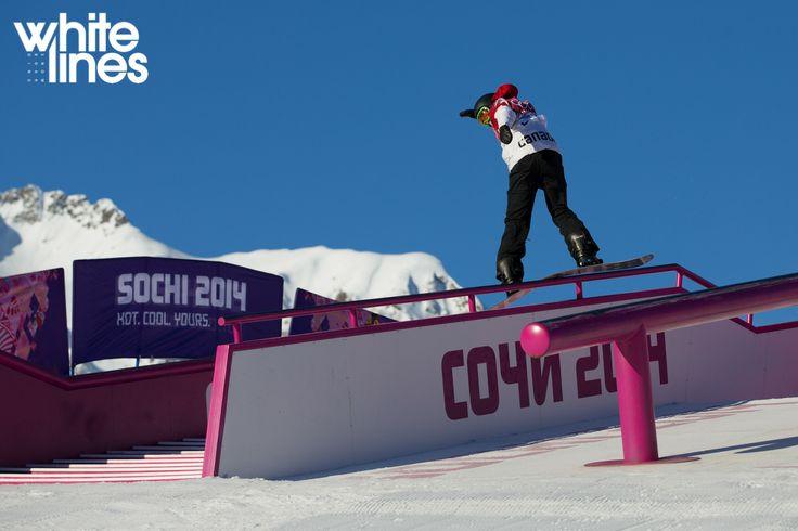 Sochi 2014.Snowboarding.