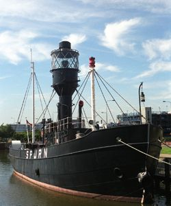 Spurn Lightship Check dates only open certain Sundays!