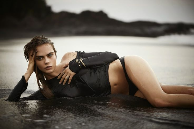 Cara Delevingne for John Hardy Fall 2014 Ad Campaign