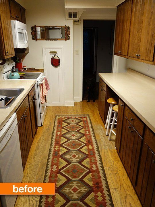 Before & After: A DIY Dream Kitchen