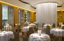 3 Michelin-starred Alain Ducasse at The Dorchester, Mayfair.