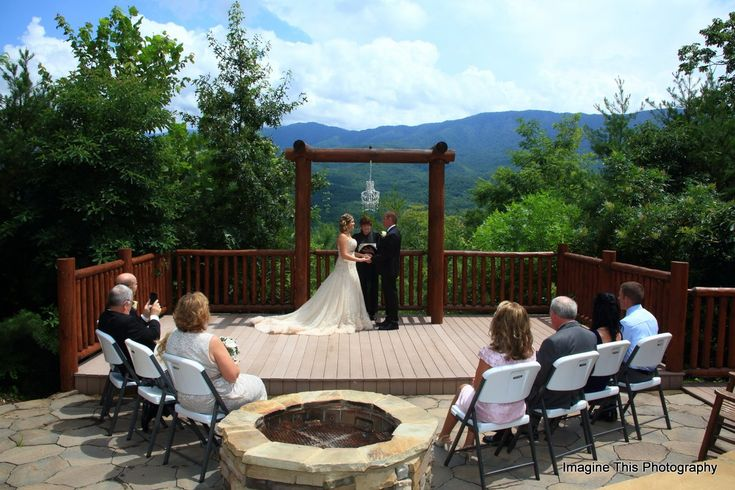 Gatlinburg TN Wedding Photography By Imagine This Photography Smoky Mountains Weddings