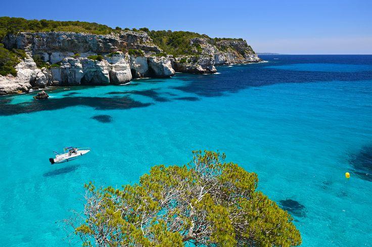 Macarella Bay, Menorca, Balearic Islands, Spain by Pawel Kazmierczak, via 500px