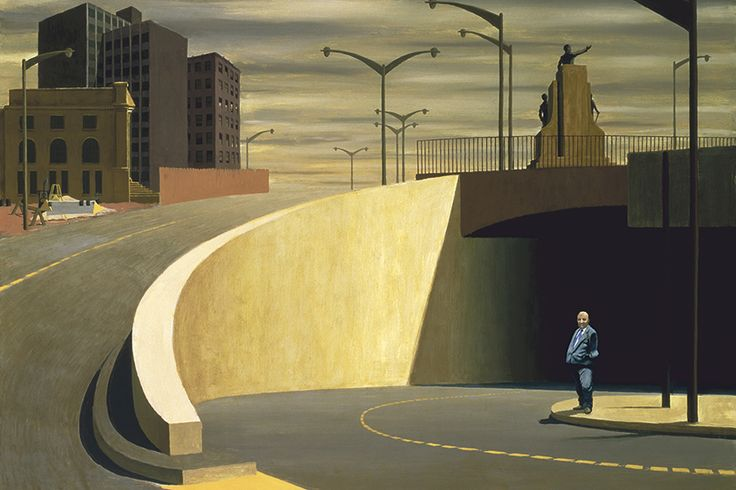 The Melbourne Review - Master of Stillness: Jeffrey Smart paintings 1940 -2011