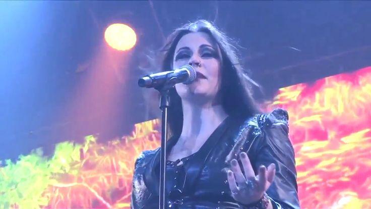 Nightwish - Élan (Live At Wembley Arena) - YouTube