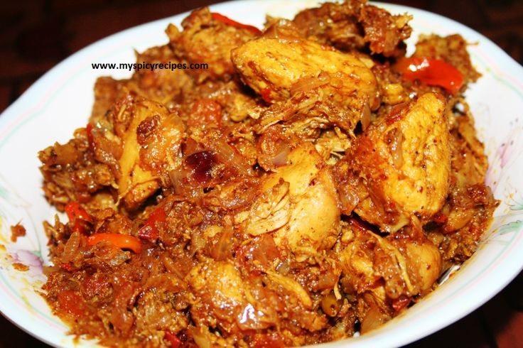 indian chicken recipes - Bing images