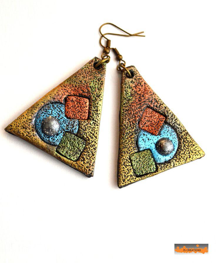 Best 25+ Polymer clay earrings ideas on Pinterest DIY earrings - granit f r k chenplatten