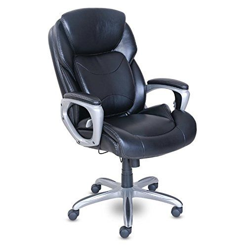 Serta My Fit Executive Office Chair with 360 Motion Support Black For Sale https://bestofficedeskchairsreviews.info/serta-my-fit-executive-office-chair-with-360-motion-support-black-for-sale/