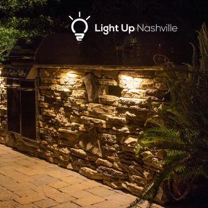 Low Voltage Outdoor Kitchen Lighting