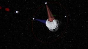 Mining activities will be enabled by swarms of unmanned spacecraft