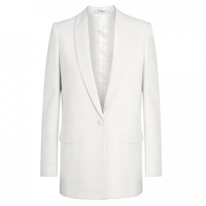rich gifts blazer crepe stretch presents gorgeous gift