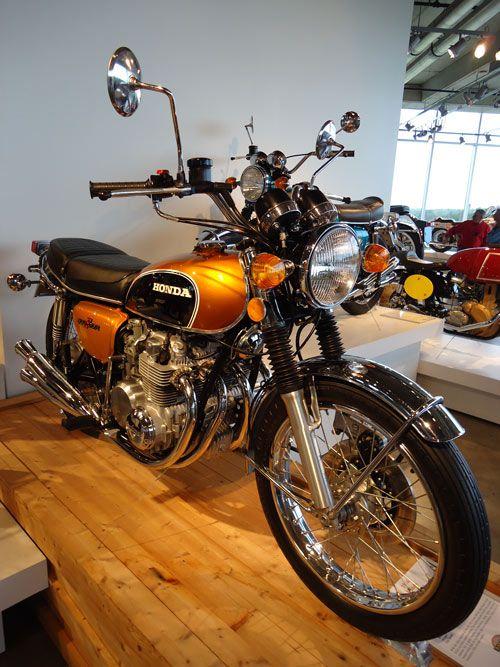 1974 Honda CB500 2