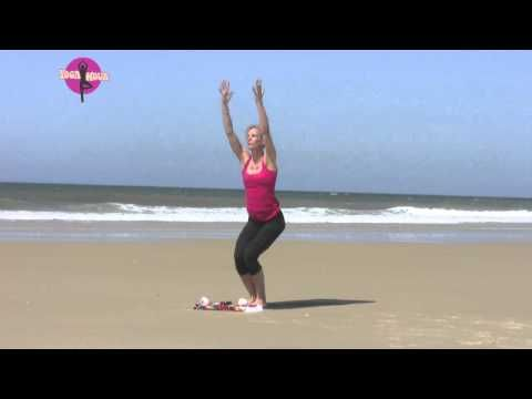 Yoga Anleitung: Der Yoga-Sonnengruß für Anfänger (Sun Salutation) - YOGAMOUR #20 - YouTube