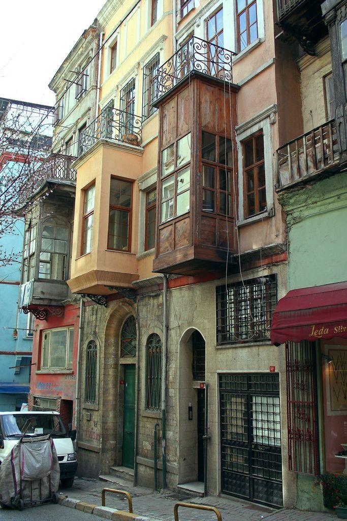 .~Architecture . Istanbul~.