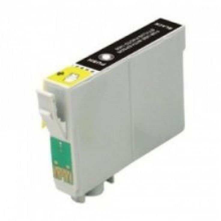 BLACK COMPATIBLE INK CARTRIDGE FOR EPSON T1281 €5.99
