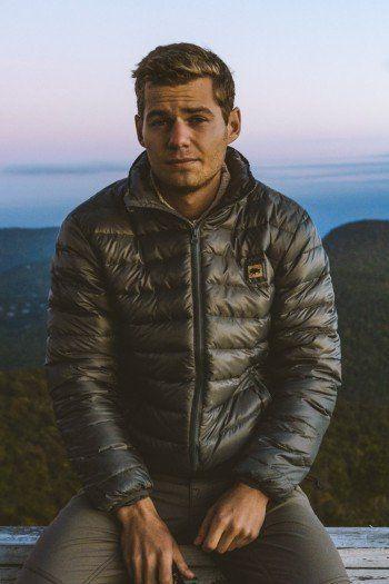 Men's Whittaker Down Jacket - Everest Gray