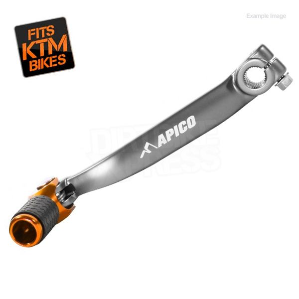 KTM Factory Forged Gear Lever with CNC