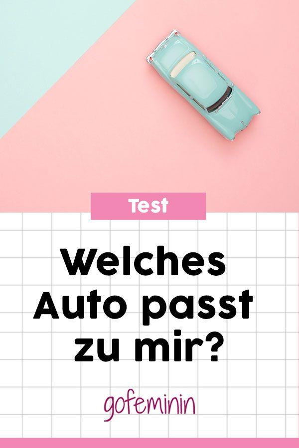 Welches Auto Passt Zu Mir Mach Den Test Persönlichkeitstests