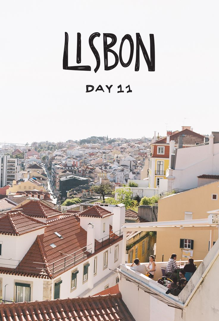 Lisbon, Portugal: Day 11 | The Fresh Exchange. Great blog sharing 20 day trip to Spain and Portugal