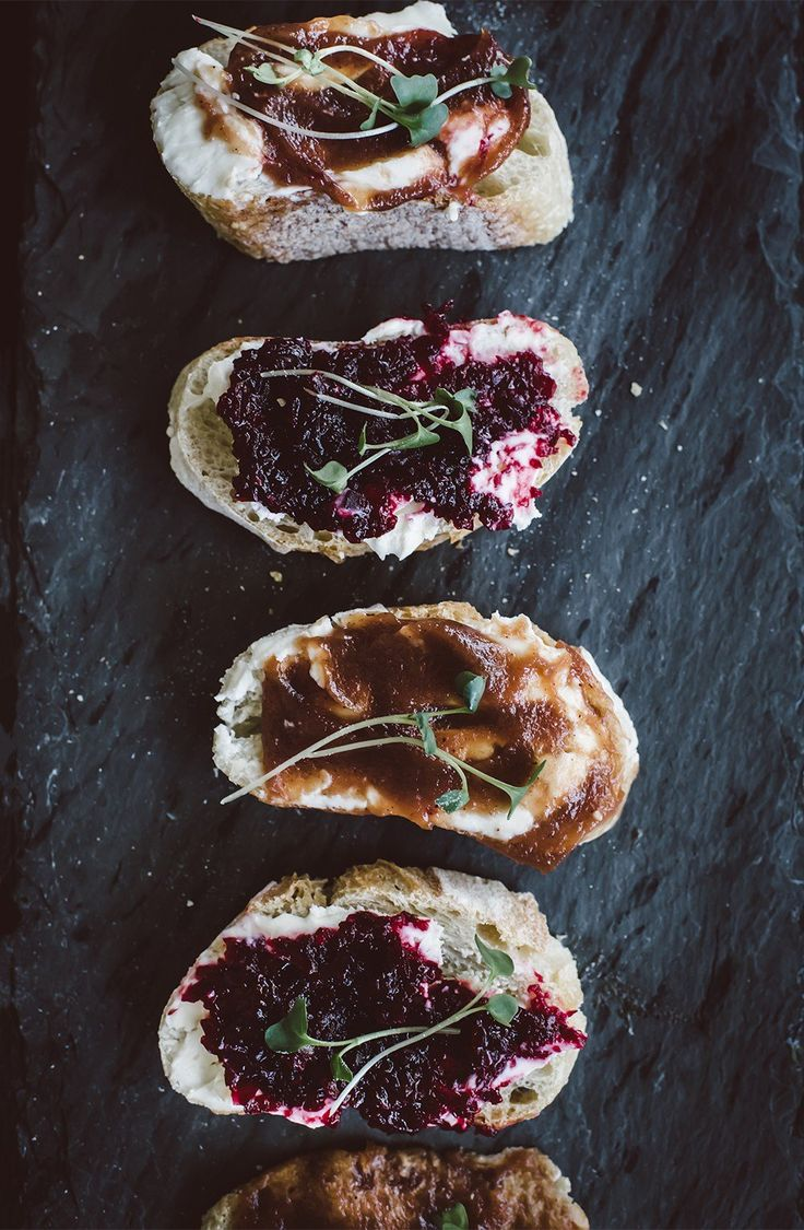 Apple Butter and Spicy Beet Chutney - Vitamix Appetizer Recipe
